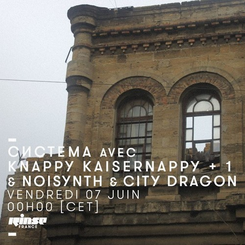 система wt Knappy Kaisernappy+ 1 & Noisynth & City Dragon RINSE FR 7juin2019