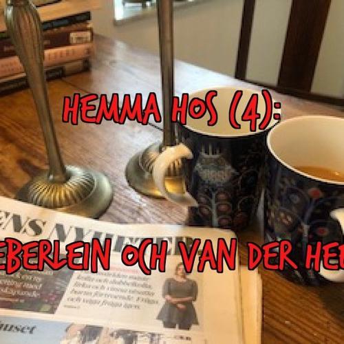 Hemme hos Heberlein och van der Heeg (4)