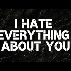 RayDaChef Morales - I Hate Everything About You