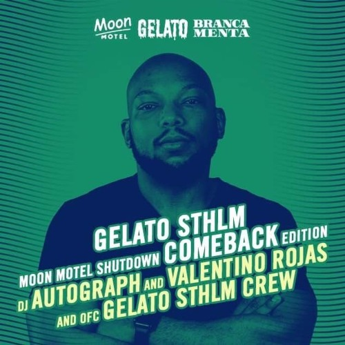 Live From Moon Motel - Gelato Sthlm Takeover Editon