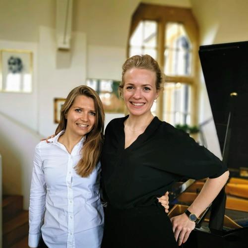 Le Colllier - Messiaen - Sophie Pullen And Maria Levandovskaya