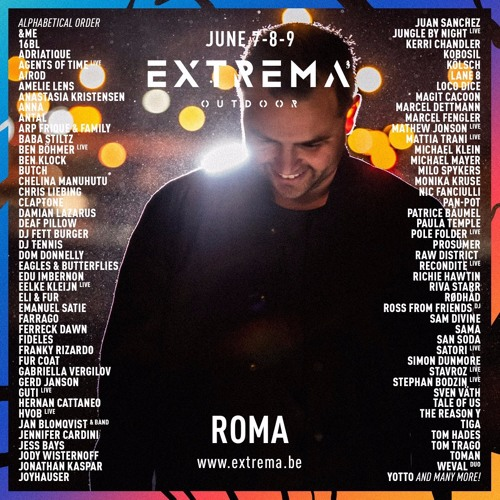 Extrema Outdoor Belgium DĒCAFEINA By Roma