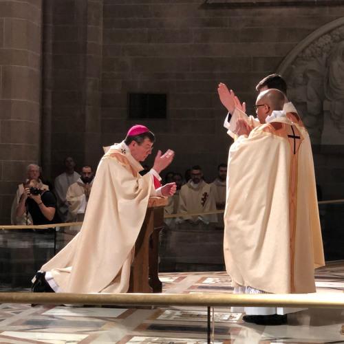 Archbishop Vigneron homily:  Presbyteral Ordination 2019