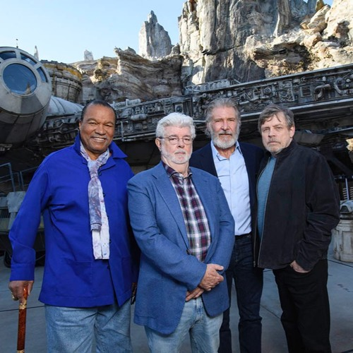 032: Galaxy's Edge Opens, D23 Speculation, And More!
