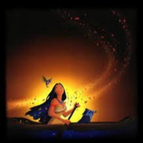 Cover l'Air du Vent (Pocahontas)