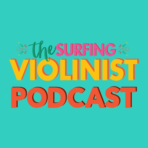 The Surfing Violinist Podcast in Beta