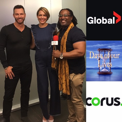 Chat w Arianne Zucker and Eric Martsolf  about Days of our Lives  on Global