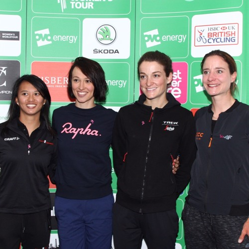 OVO Energy Womens Tour Pre Race Press Conference 2019