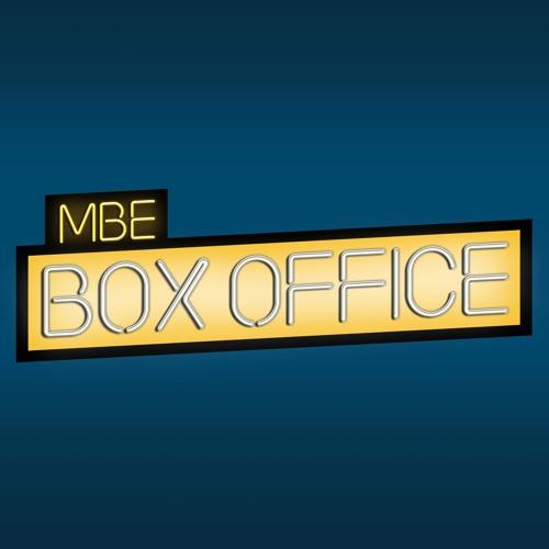 MBE Box Office (UK) - Weekend of May 31 - June 2, 2019