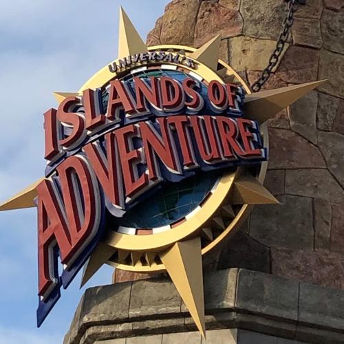033: Islands Of Adventure Trip Report