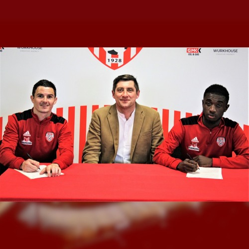 Coll & Junior Sign Extensions