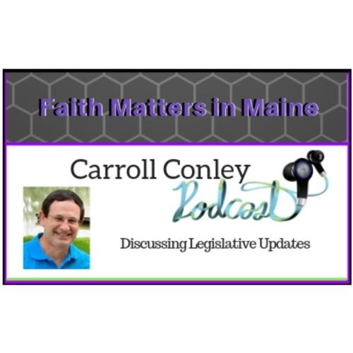 Carroll Conley Discusses Legislative And League Updates