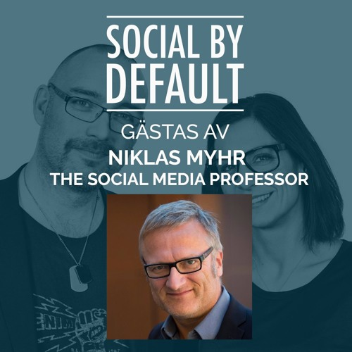 111.  Make social media social again - Intervju med The Social Media Professor