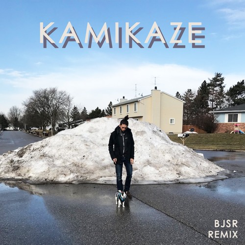 WALK THE MOON - Kamikaze (BJSR Remix)