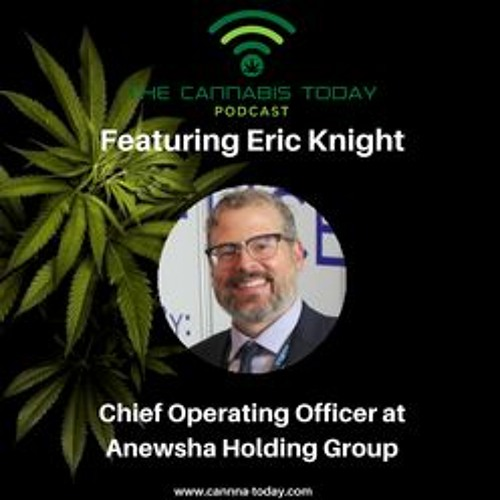 Steve Blank Hosts Eric Knight, COO of Anewsha Holding Group at CWCB Expo NYC 2019