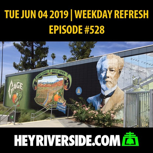 EP0528 TUESDAY JUN 11TH - WEEKDAY REFRESH