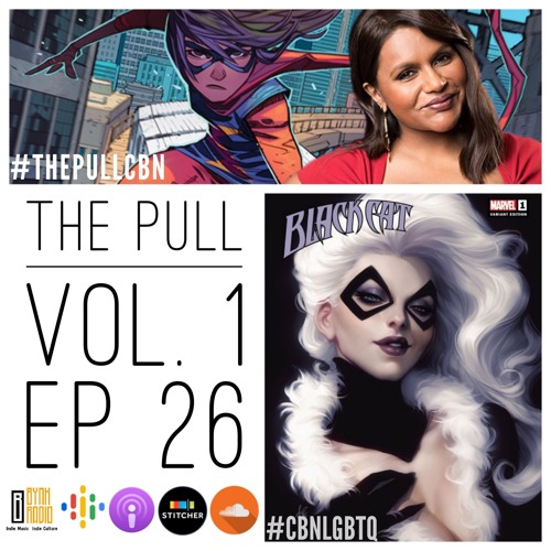The Pull: Ep 26 | DEADLY KAMALA, ROBOTS and HARDESKI