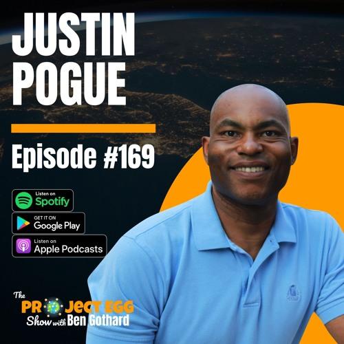 #169 - Justin Pogue
