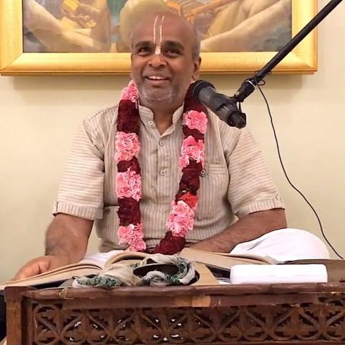 Śrīmad Bhāgavatam class on Sun 9th June 2019 by Karunānidhī Kṛṣṇa Dāsa 4.22.56