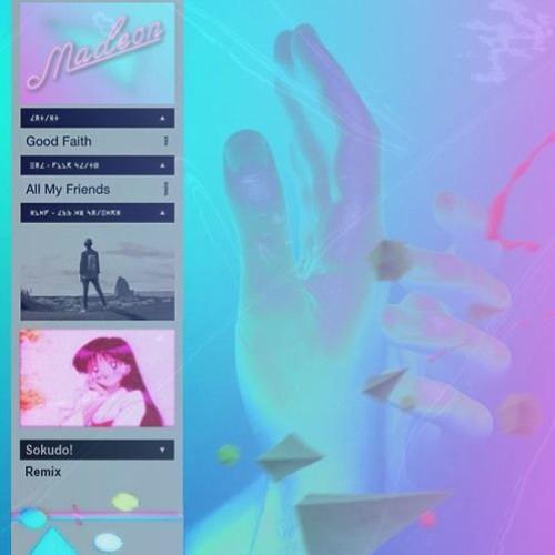 Madeon - All My Friends (MrFranklin Hip Hop Jazz Remix)