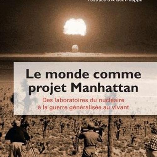"""Jean marc Royer : """"La mort et la destruction massive, stade ultime du capitalisme"""""""