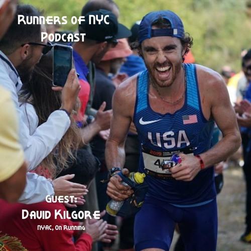 Episode 19 – David Kilgore of New York Athletic Club, On Running