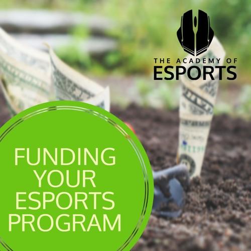 Funding Your Esports Program