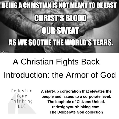 A Christian Fights Back: Intro