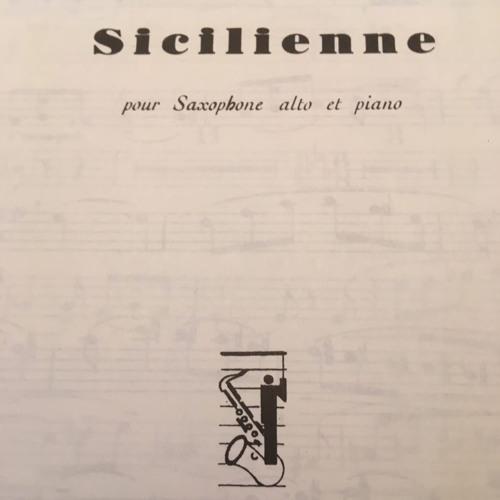 Pierre Lantier - Sicilienne