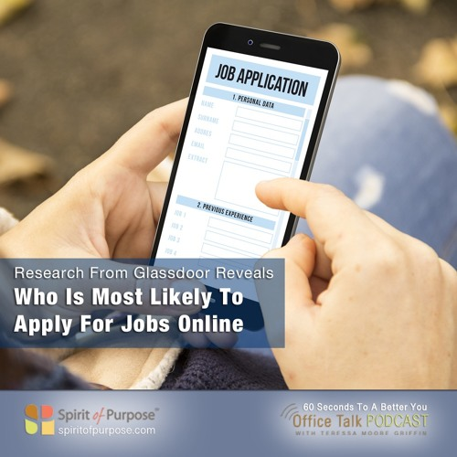 Who Applies For Jobs Online?