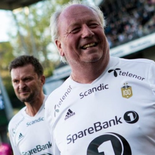 Kongen av Trondheim hyller Nils Arne Eggen