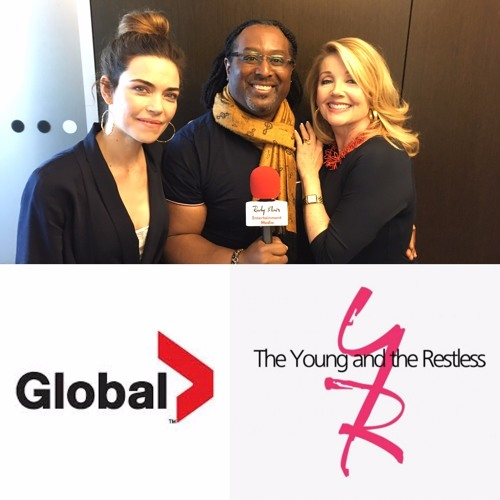 Chat w  Melody Thomas Scott and Amelia Heinle about The Young and the Restless on Global