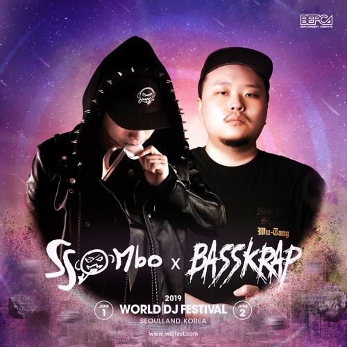 SSOMBO & BASSKRAP Defqon.1 PreParty Mix (Rawstyle : Played At World DJ Festival 2019)