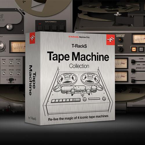 Drums - Tape Machine 440 (low speed)