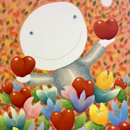 """Ocean Galleries Presents """"Mackenzie Thorpe - 30 Years of Love"""""""