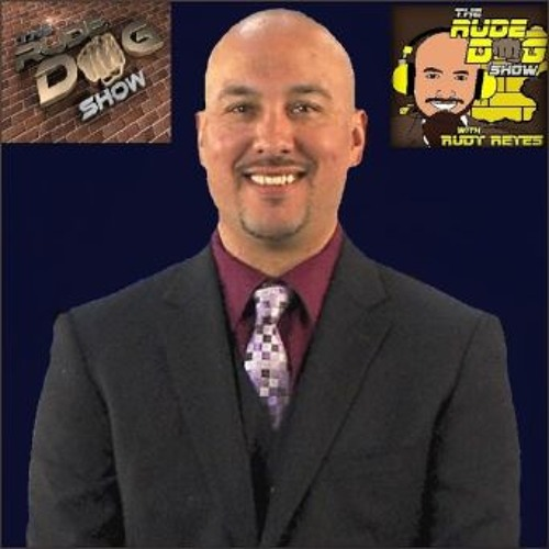 TheRudeDogShow | Rudy Reyes welcomes the infallible Tucker Dale Booth on NBA Finals Game 5 061119