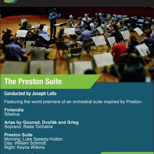 The Preston Suite: A Suburban Symphony - Preston by Night