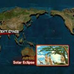 Super Street Fighter IV - Solar Eclipse Stage (Africa)