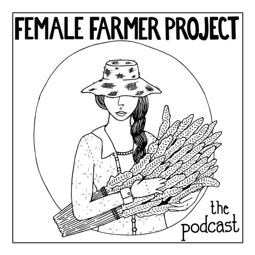 At the farm table with Lylah Ledner of The Simple Farm