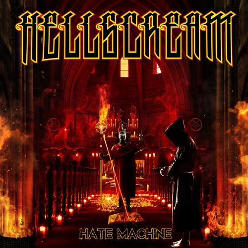 HELLSCREAM - Fire Starter (PURE STEEL RECORDS