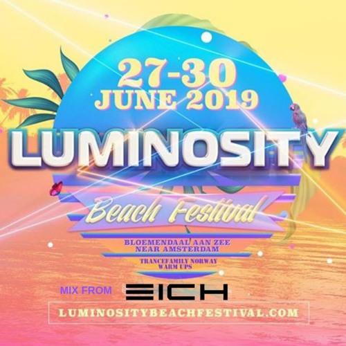 Luminosity Beach Festival 2019 - TFNorway Warmup - Thursday - Mixed By Eich