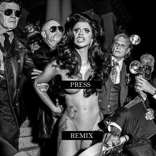 Cardi B Press Uncensored