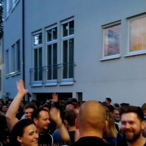 DJ Set at Gassenfreitag 06/07/2019, No.Elf Konstanz