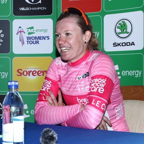 Interview - Jolien D'Hoore Stage 3 Winner OVO Women's Tour 2019