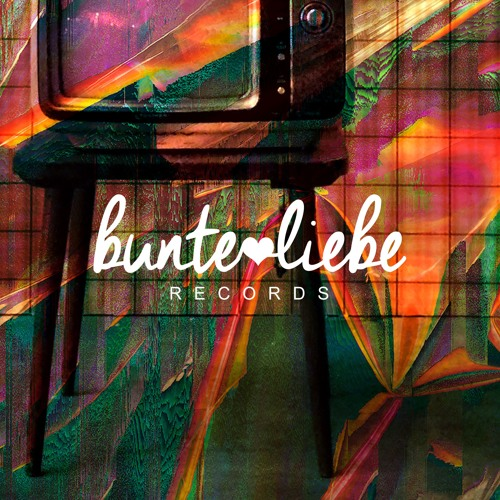"""""""OUT NOW"""" BLR0012 BLR COMPILATION II - Various Artists [Bunte Liebe Records]"""