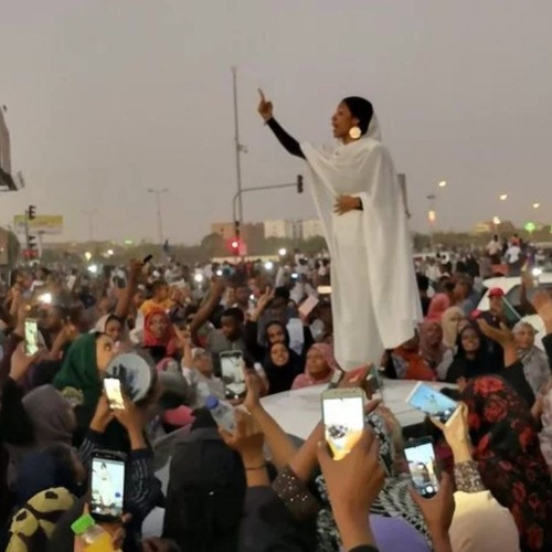 45. On the Ground for Sudan's Uprising