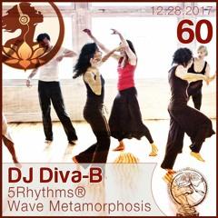 Metamorphosis 5Rhythms® Wave