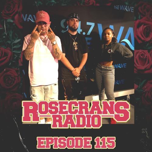 Rosecrans Radio 115: Young Drummer Boy Interview