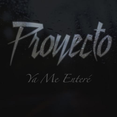 Proyecto - Ya Me Enteré