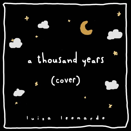 A Thousand Years Cover